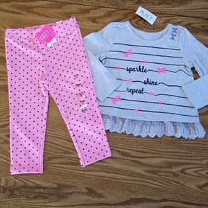 The Children's Place Outfit 18-24 Months NWT